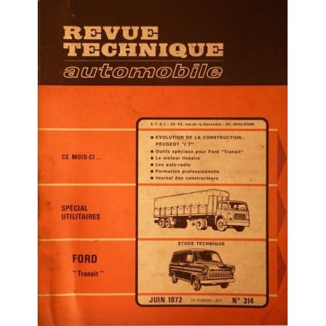 rta revue technique automobile ford transit mki. Black Bedroom Furniture Sets. Home Design Ideas