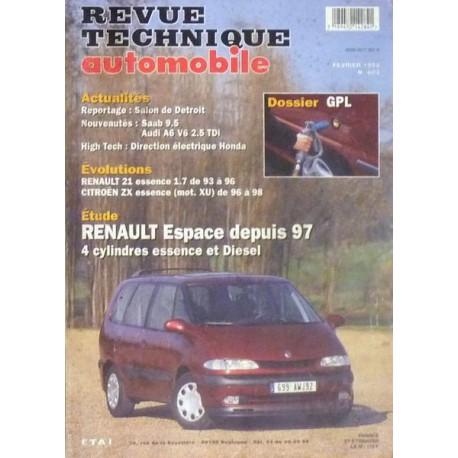 RTA Renault Espace III