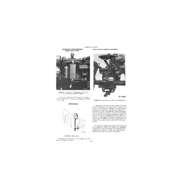 notice d 39 entretien mccormick international farmall diesel f235d. Black Bedroom Furniture Sets. Home Design Ideas