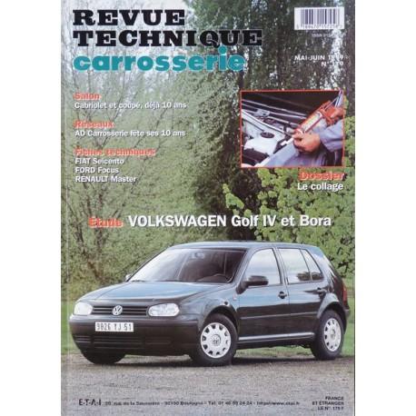 rtc revue technique carrosserie volkswagen golf iv bora. Black Bedroom Furniture Sets. Home Design Ideas