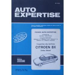 Auto Expertise Citroën BX