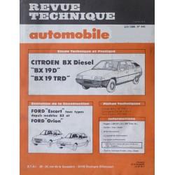RTA Citroën BX 19D, 19TRD