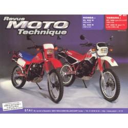RMT Honda XL250R, XL350R. Yamaha XT350, TT350S (85-94)
