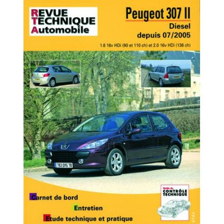 PEUGEOT GRATUIT REVUE 607 TECHNIQUE TÉLÉCHARGER