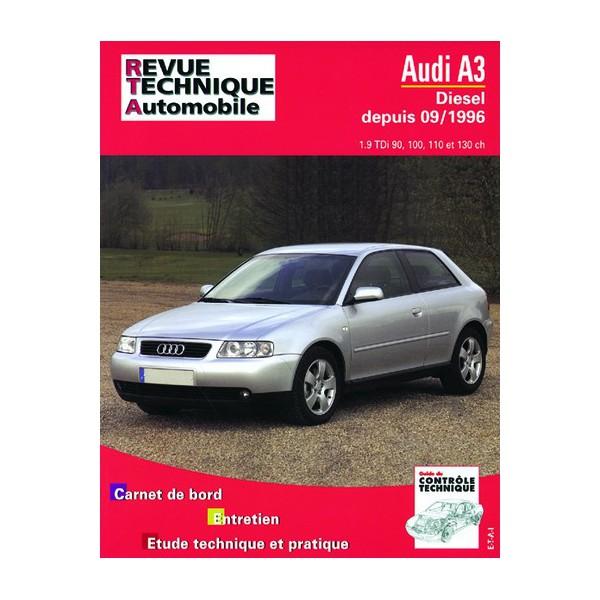 Revue Technique Automobile Audi A3 (8L) Diesel