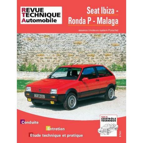 rta seat ibiza i ronda malaga 1984 89. Black Bedroom Furniture Sets. Home Design Ideas