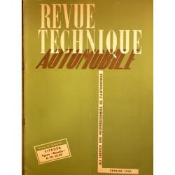 RTA Citroën Rosalie 8, 10, 15cv