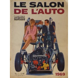 L'Auto Journal, salon 1969