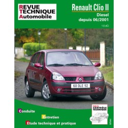 rta renault clio ii phase 2 diesel. Black Bedroom Furniture Sets. Home Design Ideas