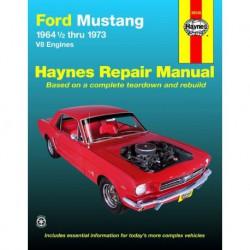 Haynes Ford Mustang V8, Mach 1, GT, Shelby, Boss (1964-73)