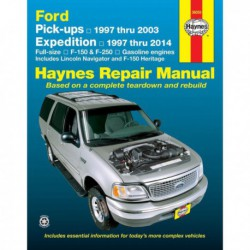 Haynes Ford Expedition, F-150, F-250 et Lincoln Navigator (1997-14)