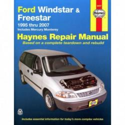 Haynes Ford Windstar, Freestar et Mercury Monterey (1995-07)