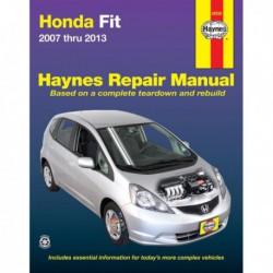 Haynes Honda Fit (2007-13)