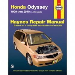 Haynes Honda Odyssey (1999-10)