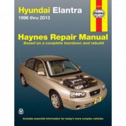 Haynes Hyundai Elantra (1996-2013)