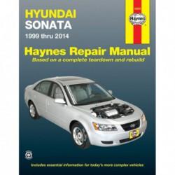Haynes Hyundai Sonata (1999-2014)