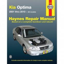 Haynes Kia Optima (MS, MG, 2001-10)