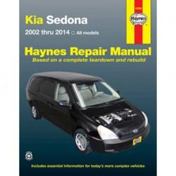 Haynes Kia Sedona (2002-14)