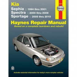 Haynes Kia Sephia, Spectra et Sportage (1994-2010)