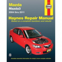Haynes Mazda 3, Mazda3 (BL, 2004-11)