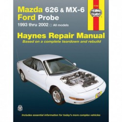 Haynes Ford Probe mkII et Mazda MX-6, 626 (GE, 1993-2002)