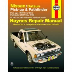 Haynes Nissan et Datsun Pick-ups (1980-97), Pathfinder (WD21, 1987-95)