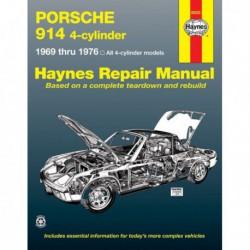 Haynes Porsche 914 (1969-76)