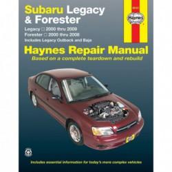 Haynes Subaru Legacy et Forester (2000-09)