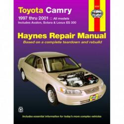 Haynes Toyota Camry, Avalon, Solara et Lexus ES 300 (1997-2001)