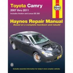 Haynes Toyota Camry, Avalon et Lexus ES 350 (2007-11)