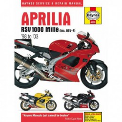 Haynes Aprilia RSV Mille, RSV-R
