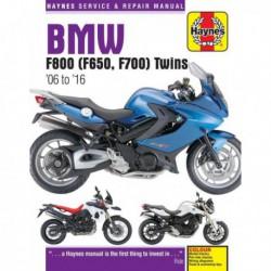 Haynes BMW F800, F650, F700