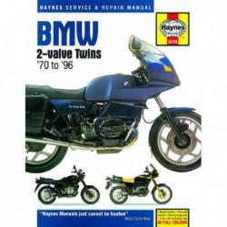 Haynes BMW R45, R50, R60, R65, R70, R80, R90, R100 (1970-96)