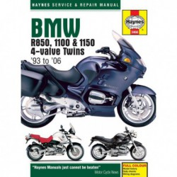 Haynes BMW R850, R1100, R1150 (1993-2006)