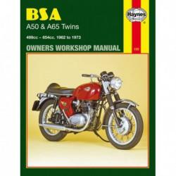 Haynes BSA A50 et A65 Twins (1962-73)