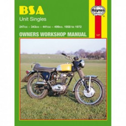 Haynes BSA Unit Singles (1958-72)