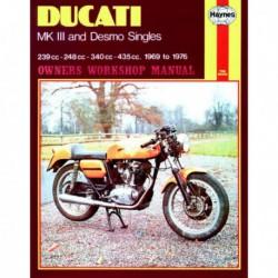 Haynes Ducati MK III et Desmo (1969-76)