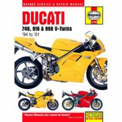 Haynes Ducati 748, 916, 996 V-Twins (1994-01)