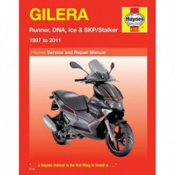 Haynes Gilera Runner, DNA, Ice, SKP, Stalker (1997-11)