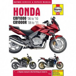 Haynes Honda CBF1000 (2006-10) et CB1000R (2008-11)