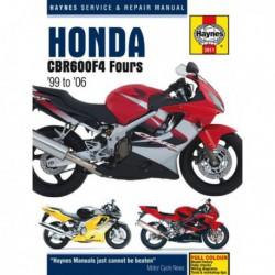 Haynes Honda CBR600F4 (1999-06)