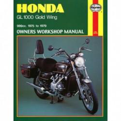 Haynes Honda GL1000 Gold Wing (1975-79)