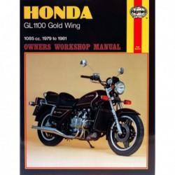 Haynes Honda GL1100 Gold Wing (1979-81)