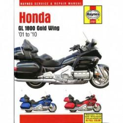 Haynes Honda GL1800 Gold Wing 1800 (2001-10)