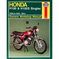 Haynes Honda H100 et H100S Singles (1980-92)