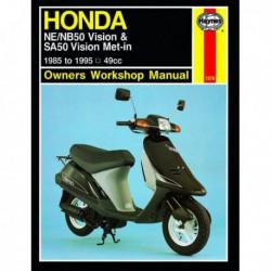 Haynes Honda NE50, NB50 Vision, SA50 Vision Met-in (1985-95)