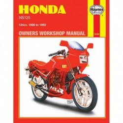 Haynes Honda NS125 (1986-93)