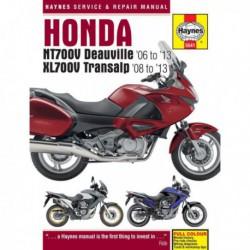 Haynes Honda NT700V Deauville et XL700V Transalp (2006-13)