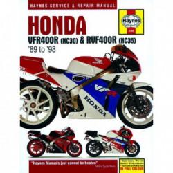 Haynes Honda VFR400 (NC30) et RVF400 (NC35) V-Fours (1989-98)
