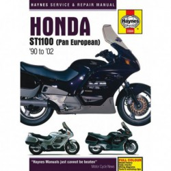 Haynes Honda ST1100 Pan European V-Fours (1990-02)